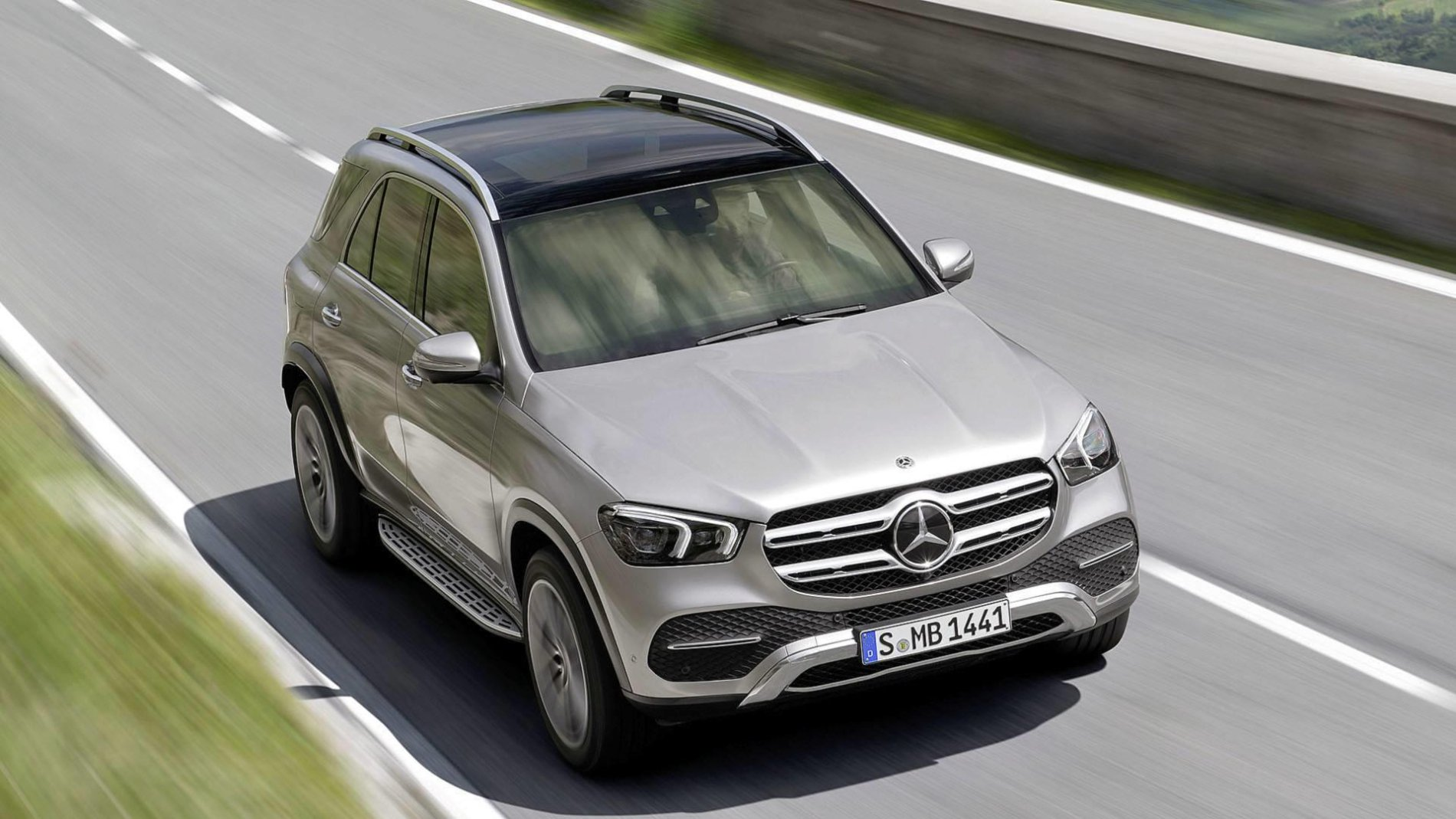 2019 Mercedes-Benz GLE - 2019 Mercedes-Benz GLE