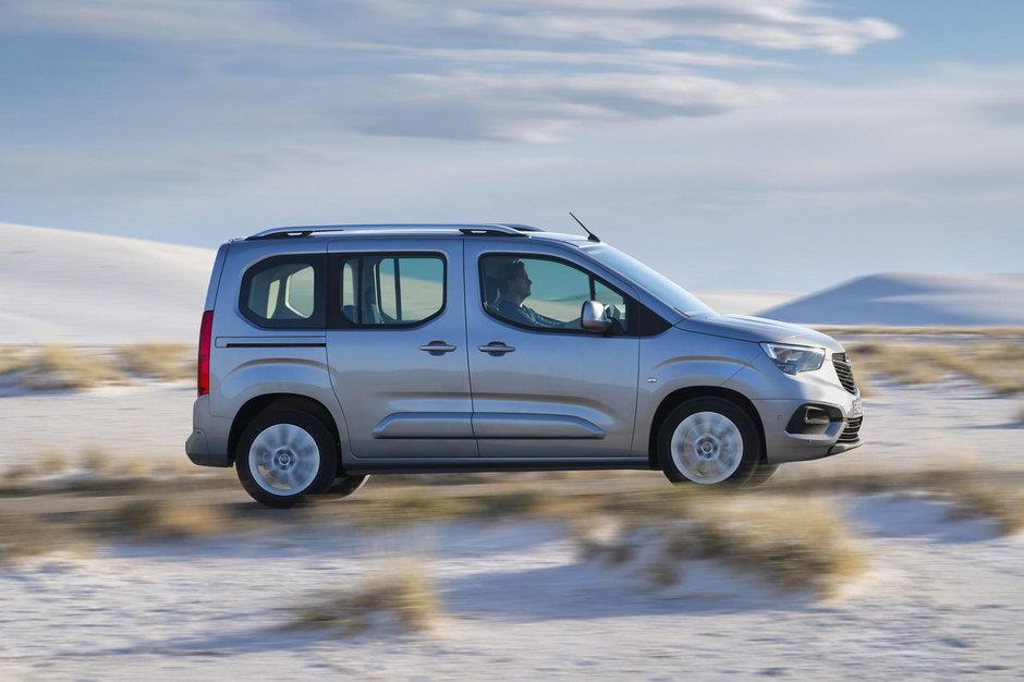 2019 Opel Combo Life