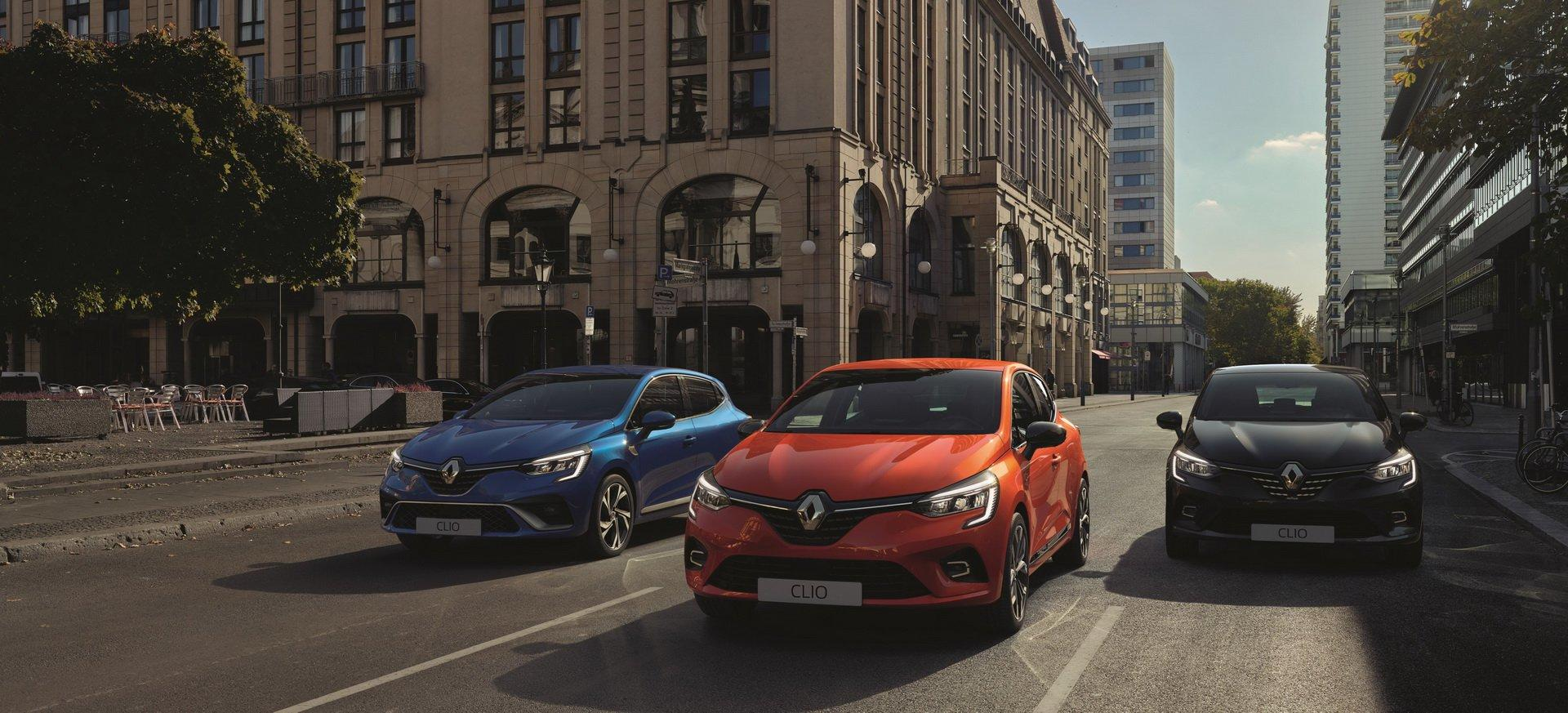 2019 Renault Clio - 2019 Renault Clio