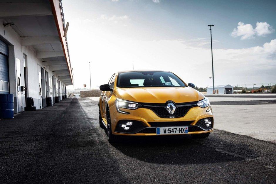 2019 Renault Megane RS Trophy