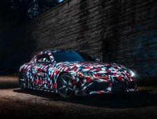 2019 Toyota Supra la Goodwood