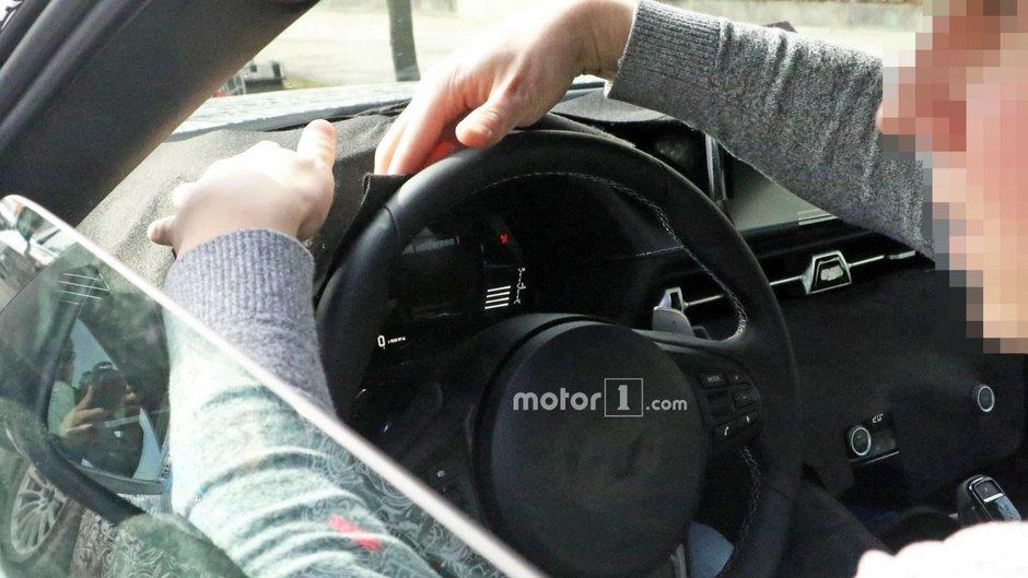 2019 Toyota Supra- poze interior