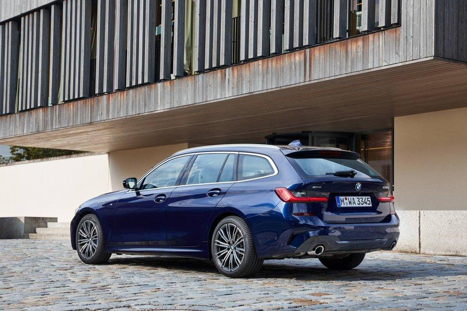 2020 BMW Seria 3 Touring
