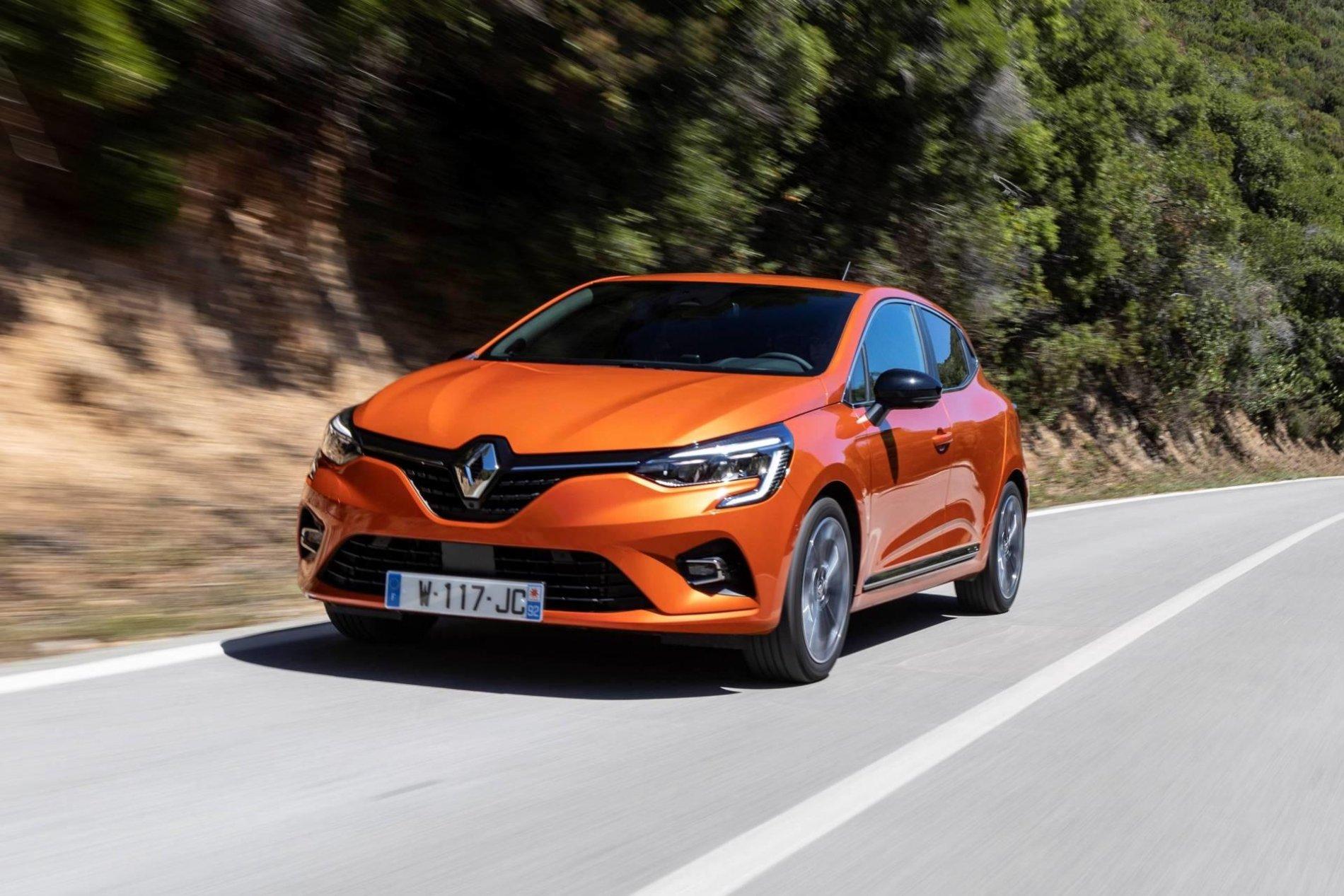 2020 Renault Clio - 2020 Renault Clio