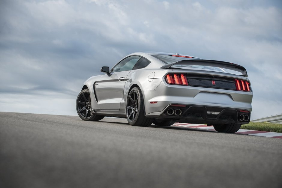 2020 Shelby GT350R