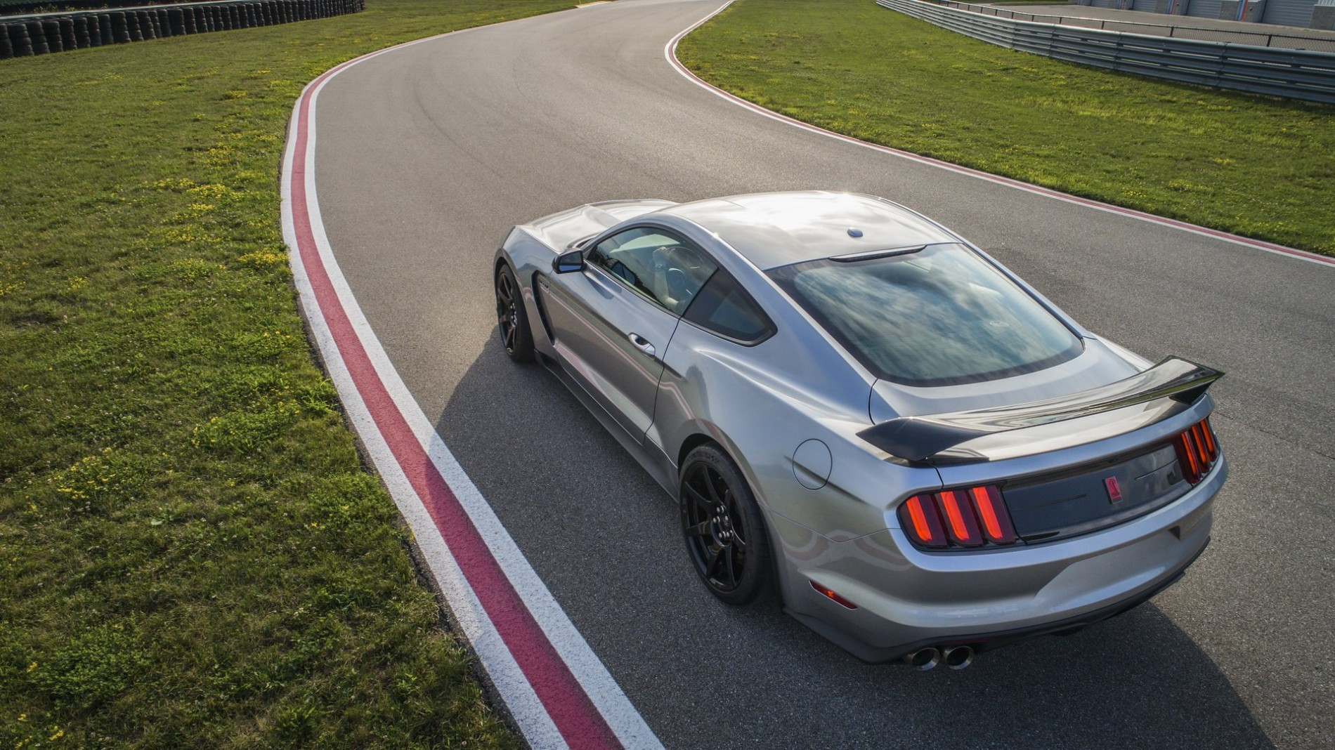 2020 Shelby GT350R - 2020 Shelby GT350R