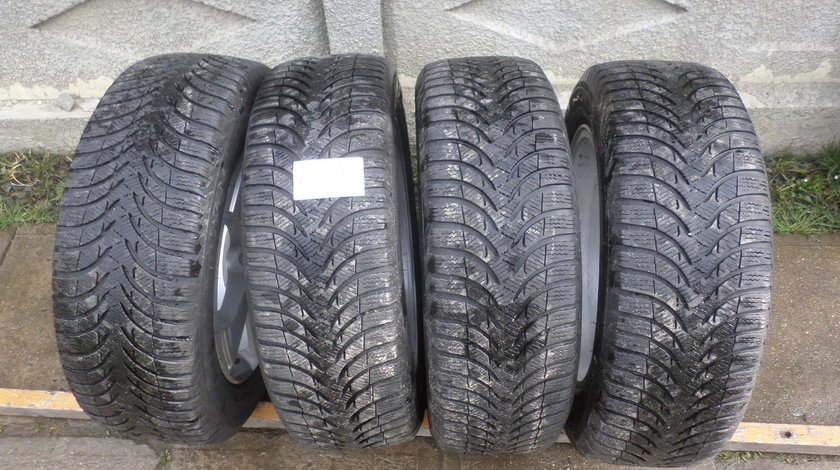 205 55 16 iarna  Michelin Alpin 4