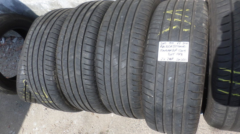 205 55 17 Vara BridgestoneTouranza T005 dot (1218)
