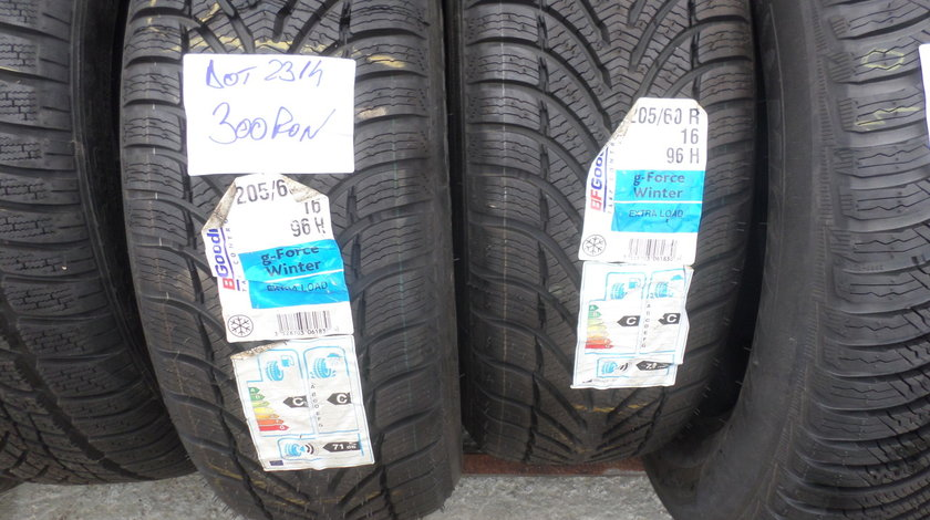 205 60 16 iarna Noii BfGoodrich G-Force Winter dot(2314)