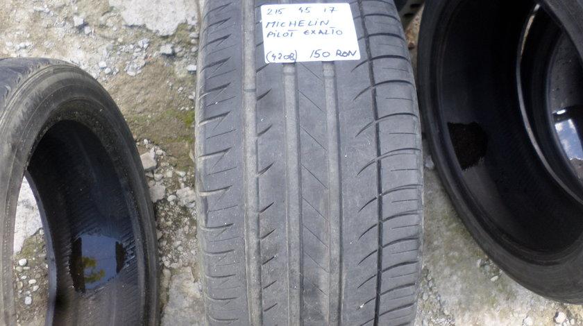 215 45 17 Vara Michelin Rezerva