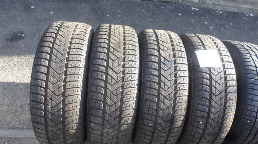215 55 17 iarna NOII  Pirelli Sottozero s3 (seal inside) DOT (0416)