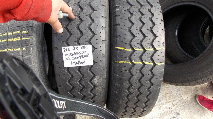215 75 16 c vara Michelin Xcamping