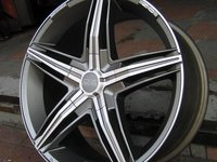 215 Euro Bucata 18 inches 5x108/110/112 jante Oz Racing Model David-STOC LIMITAT