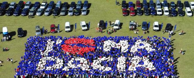 22 mai 2011: marea intalnire a comunitatii Dacia din Franta