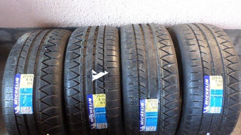 225 45 R18 iarna Michelin Pilot alpin