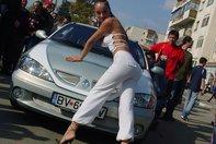 23.10.2004 - Plopeni - Demonstratie auto MR