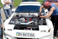 23 mai, Balti: Drag Racing in Republica Moldova