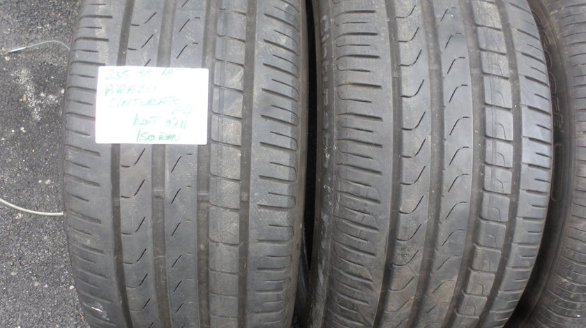 235 40 18 Vara Pirelli Cinturato P7 (seal)
