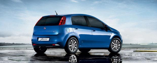 238 de masini Fiat Grande Punto din Romania, rechemate in service