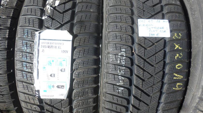 245 45 18 Iarna  NOI Pirelli Sottozero 3 dot(4314)