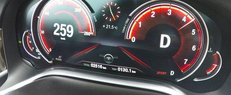 246 km/h pe autostrada Transilvania, record national inregistrat de radar