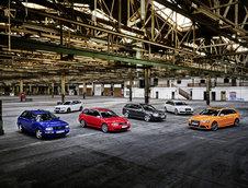 25 de ani de Audi RS