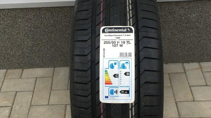 255 50 R19 - Continental ContiSportContact ( 107 W ) Nou