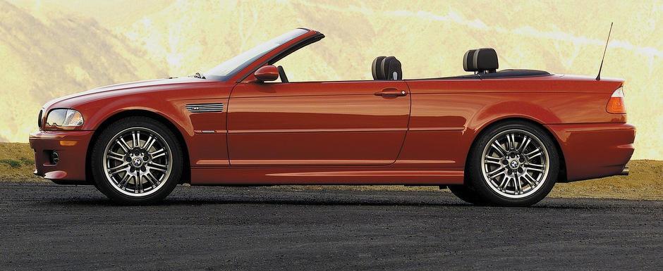 26 de ani de BMW M3 Convertible. Care este favoritul tau?