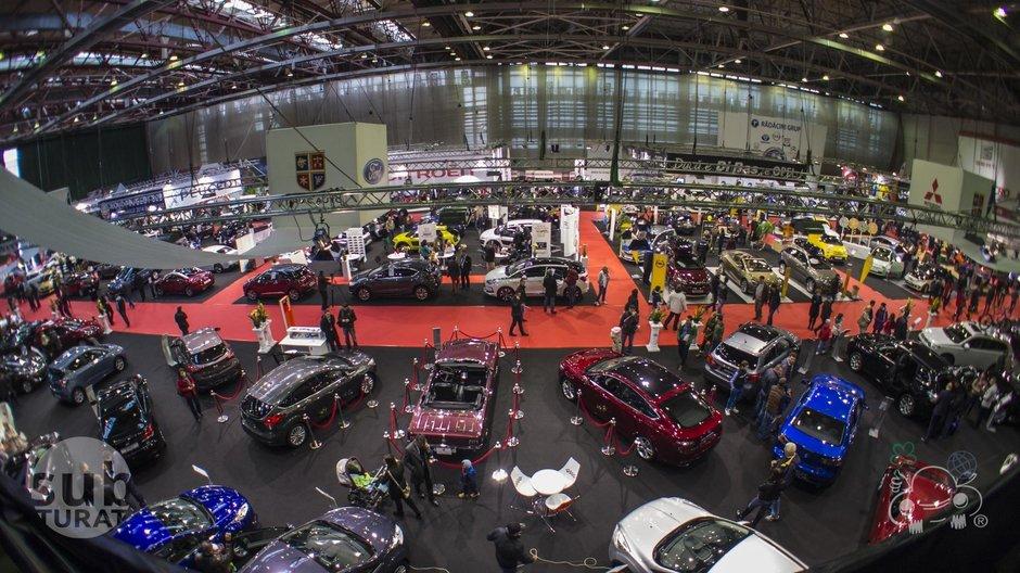 26 de marci auto, 200 de modele si 19 premiere nationale va asteapta la SAB