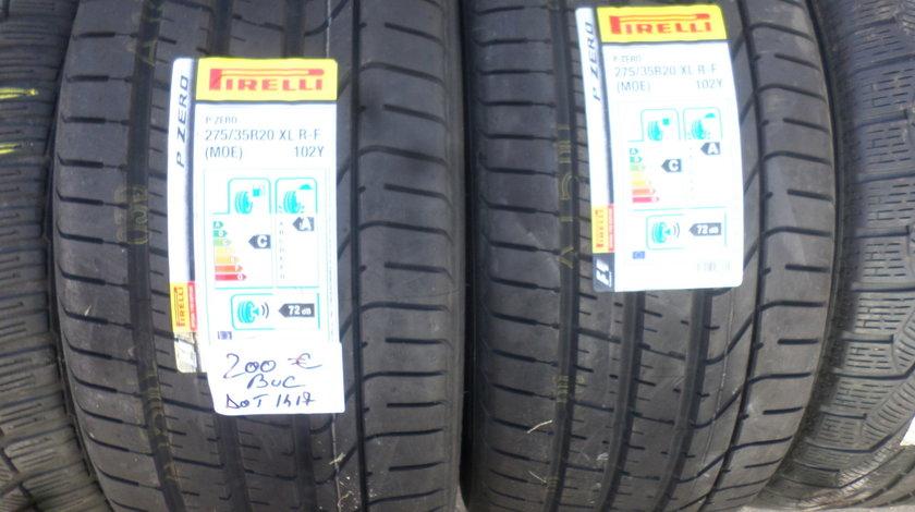 275 35 20 Pirelli P zero rft (MOE) vara NOII !!! DOT (1417)