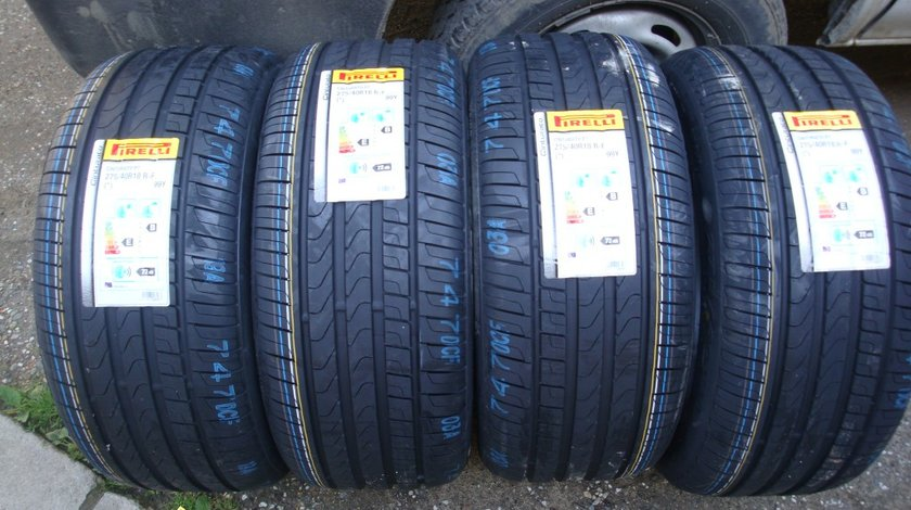 275 40 R18  Pirelli cinturato P7 Runn Flat vara NOI !!!
