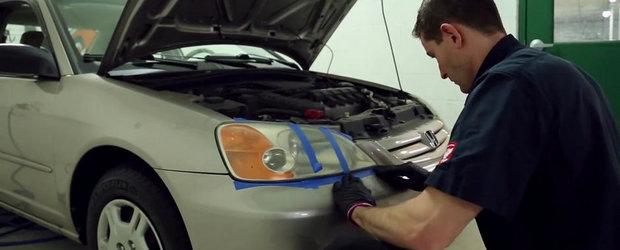 3 metode pentru a reda claritatea farurilor masinii tale