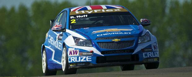 3 podiumuri pentru Chevrolet in etapa de WTCC din Slovacia