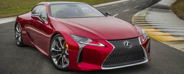 30 de ani de Lexus: compania care a revolutionat luxul