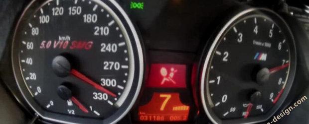 320 de kilometri pe ora la bordul unui... BMW Seria 1?
