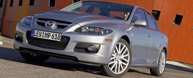 34.600 de modele Mazda, rechemate in service pentru probleme la airbaguri