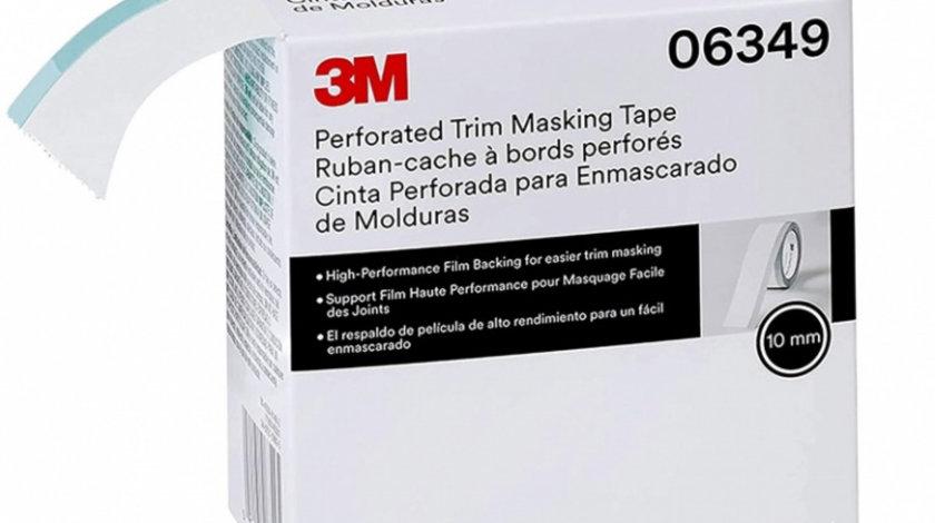 3M Banda Mascare Parbrize Straif Rigid 10MM X 10M 06349