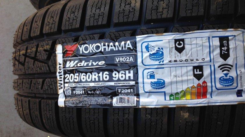 4 anvelope 205/60/R16 DE IARNA Yokohama