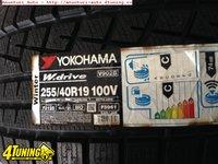 4 anvelope 255/40/R19 Yokohama iarna