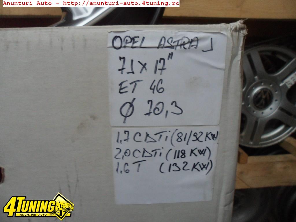 4 Jante Aluminiu Originale Opel la doar 350 EURO
