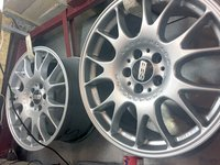 4 Jante BBS 18 8,5  5x112 for VW, Passat, Phantom, Audi...