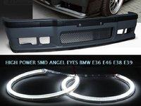 470 lei PROMO Bara fata M3 BMW E36 si angel eyes SMD HIGH POWER (480 led)