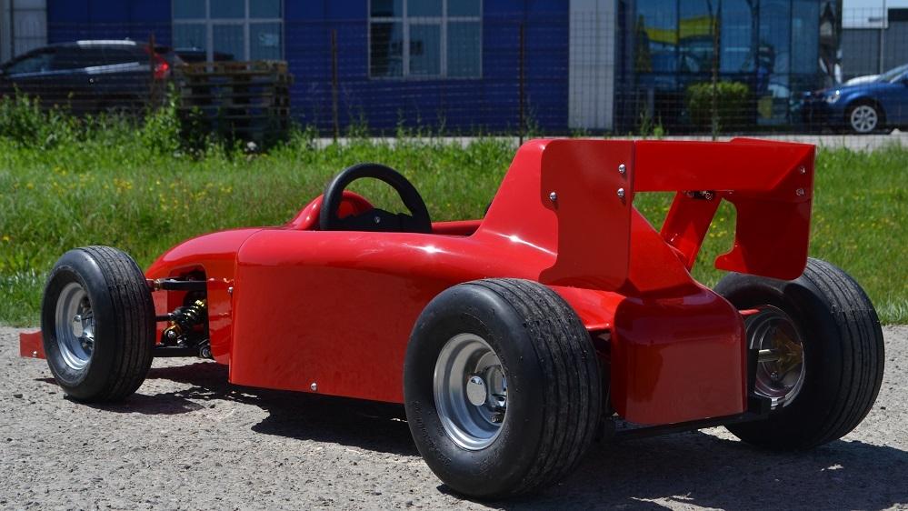 48V 1000W F1 Racer ElektroCAR + RG