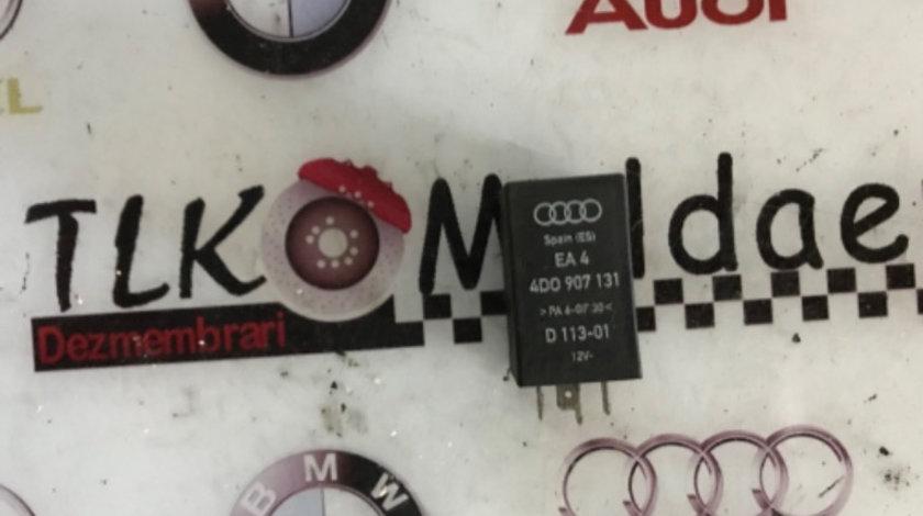4D0907131 releu proiectoare Audi A4 b5