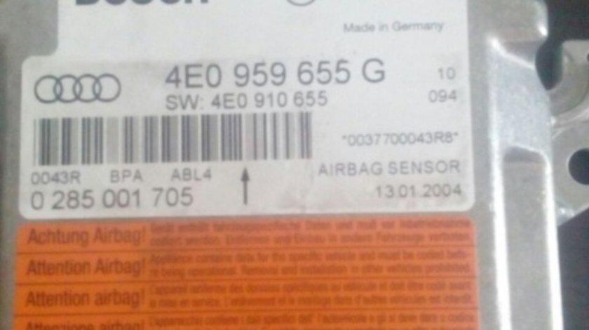 4e0 959 655 g senzor airbag audi a 8 2002-2009