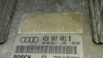 4e0907401b calculator ecu motor Audi A8 3.0tdi qua...