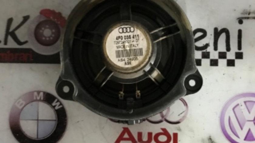 4F0035411 boxa audio audi A6 C6