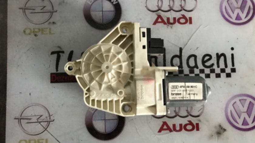 4F0959801C motoras macara geam usa stanga spate Audi A6 4F C6