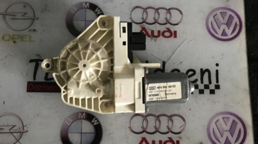 4F0959801D motoras macara geam usa stanga fata Audi A6 4F C6