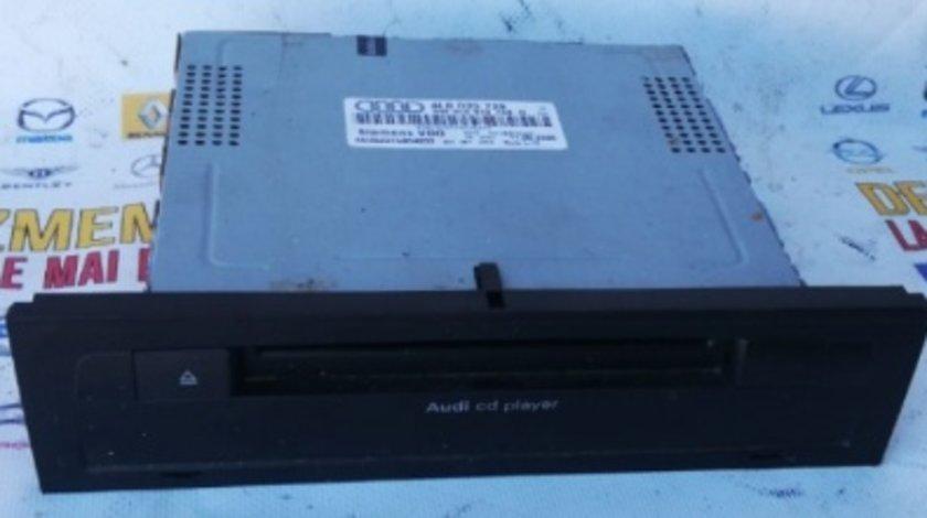 4l0035729 mmi cd player mp 3 Audi Q7 motor 3.0tdi 233CP BUG Dezmembrez Dezmembrari Piese